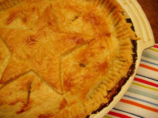 Poultry Pot Pie