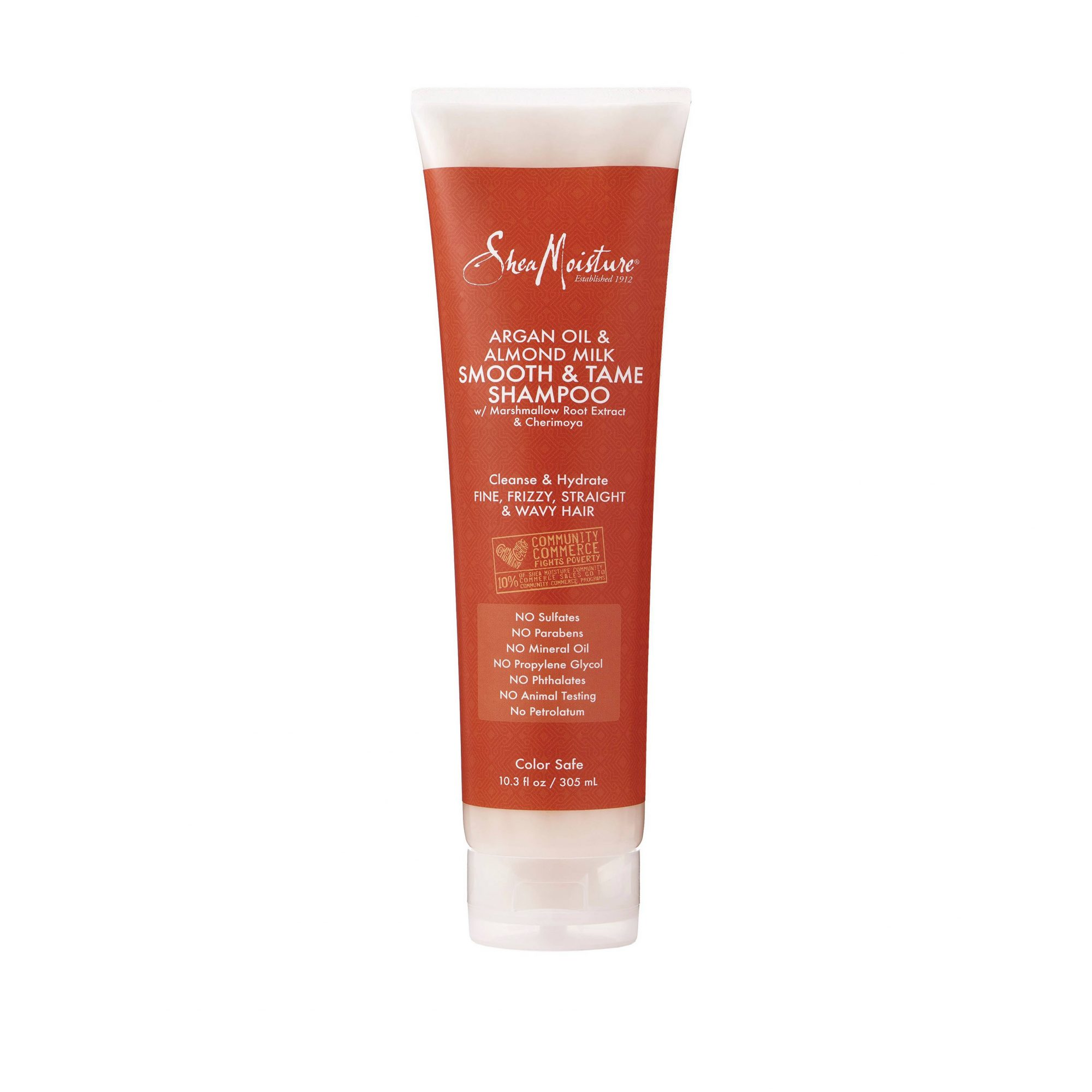 SheaMoisture Smooth & Tame Shampoo
