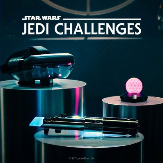 Lenovo Star Wars: Jedi Challenges AR Headset