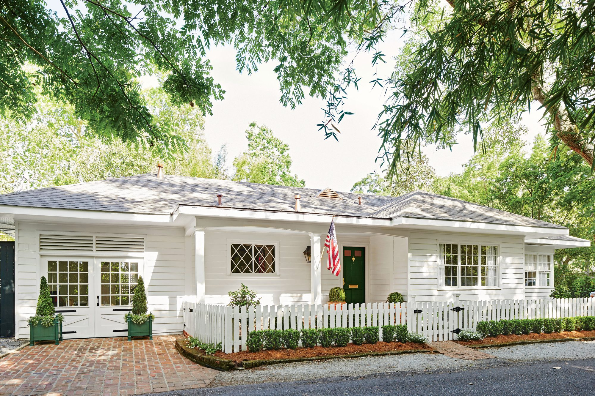 Shaun Smith New Orleans Ranch House