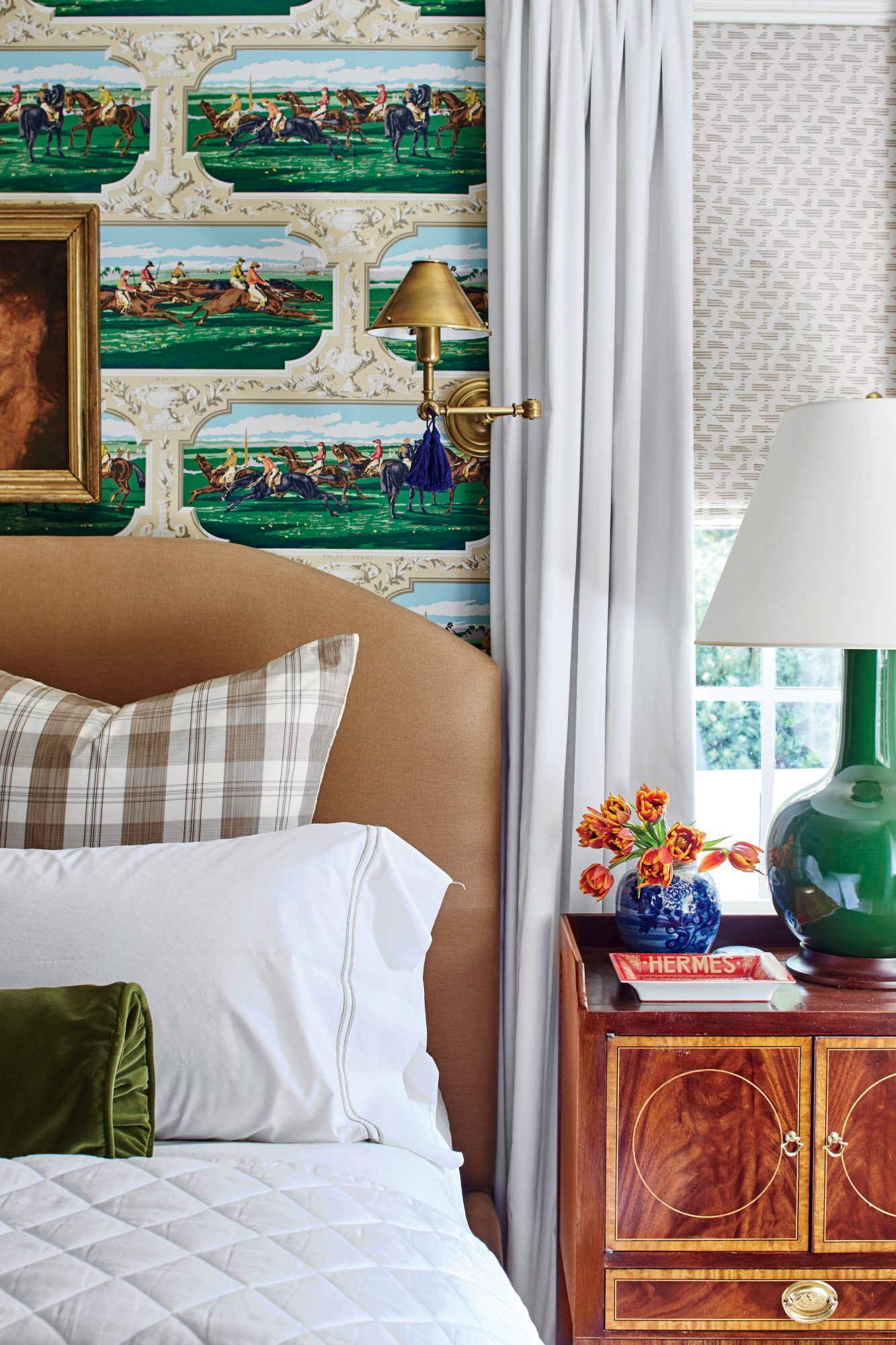 Shaun Smith New Orleans Ranch Guest Bedroom