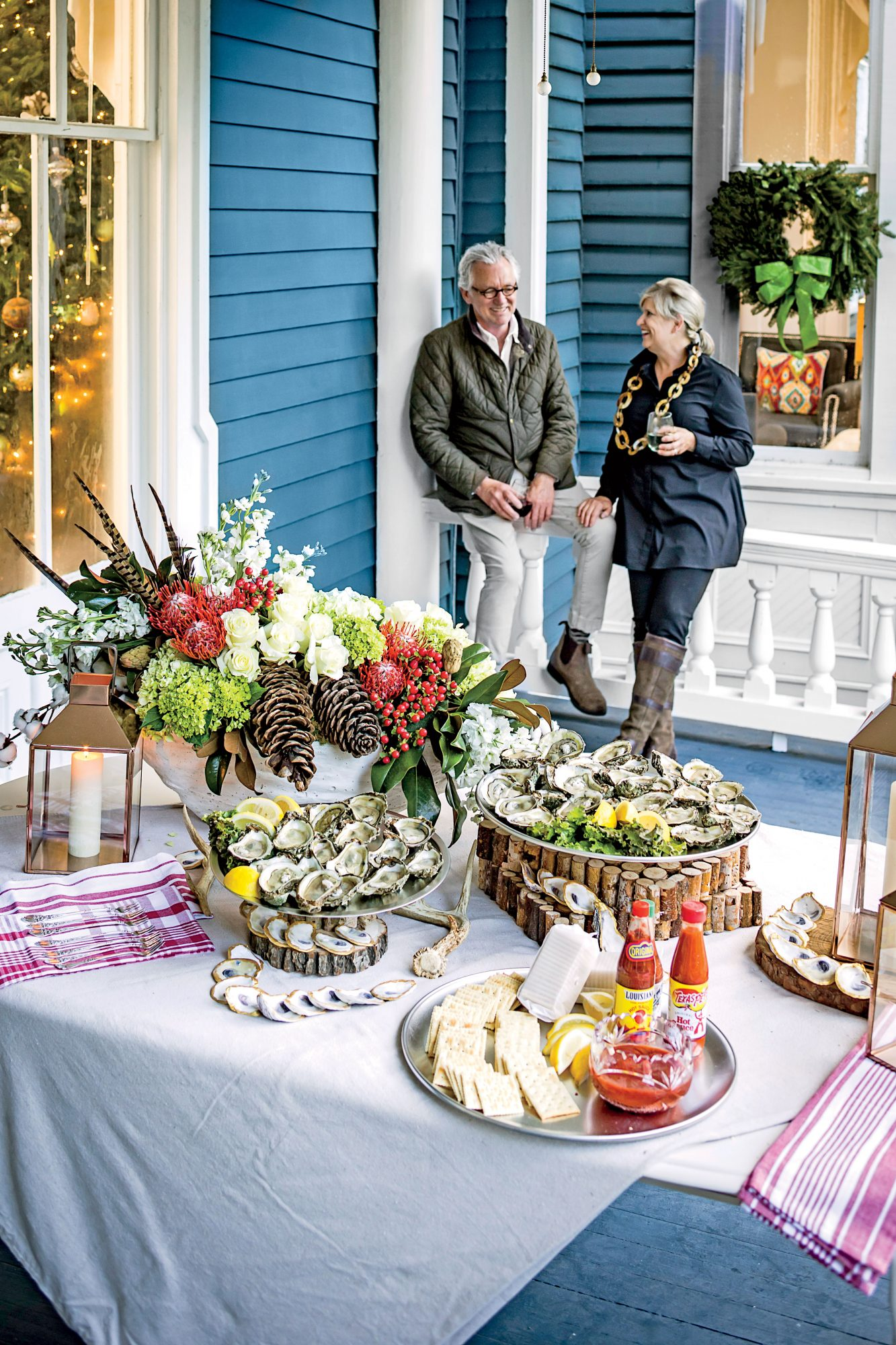 Charlie and Carol Whitney of The Paxton in Thomasville, GA
