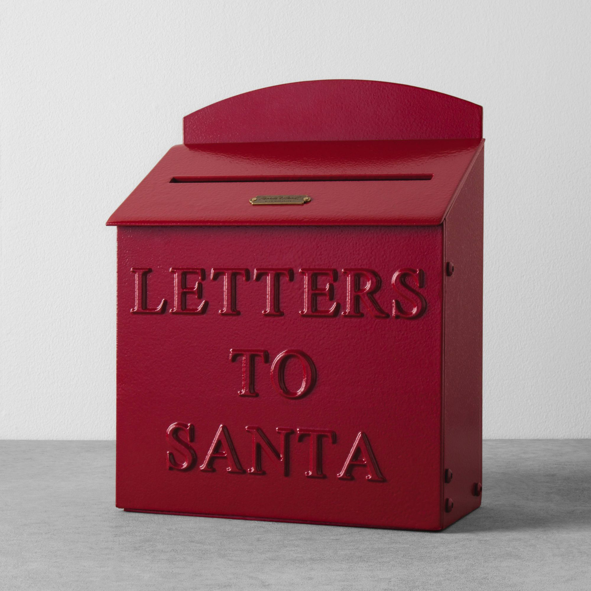 Mailbox Letters to Santa from Hearth and Hand