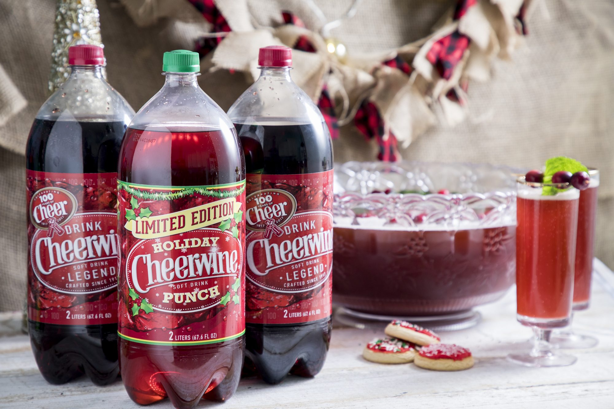 Cheerwine Punch