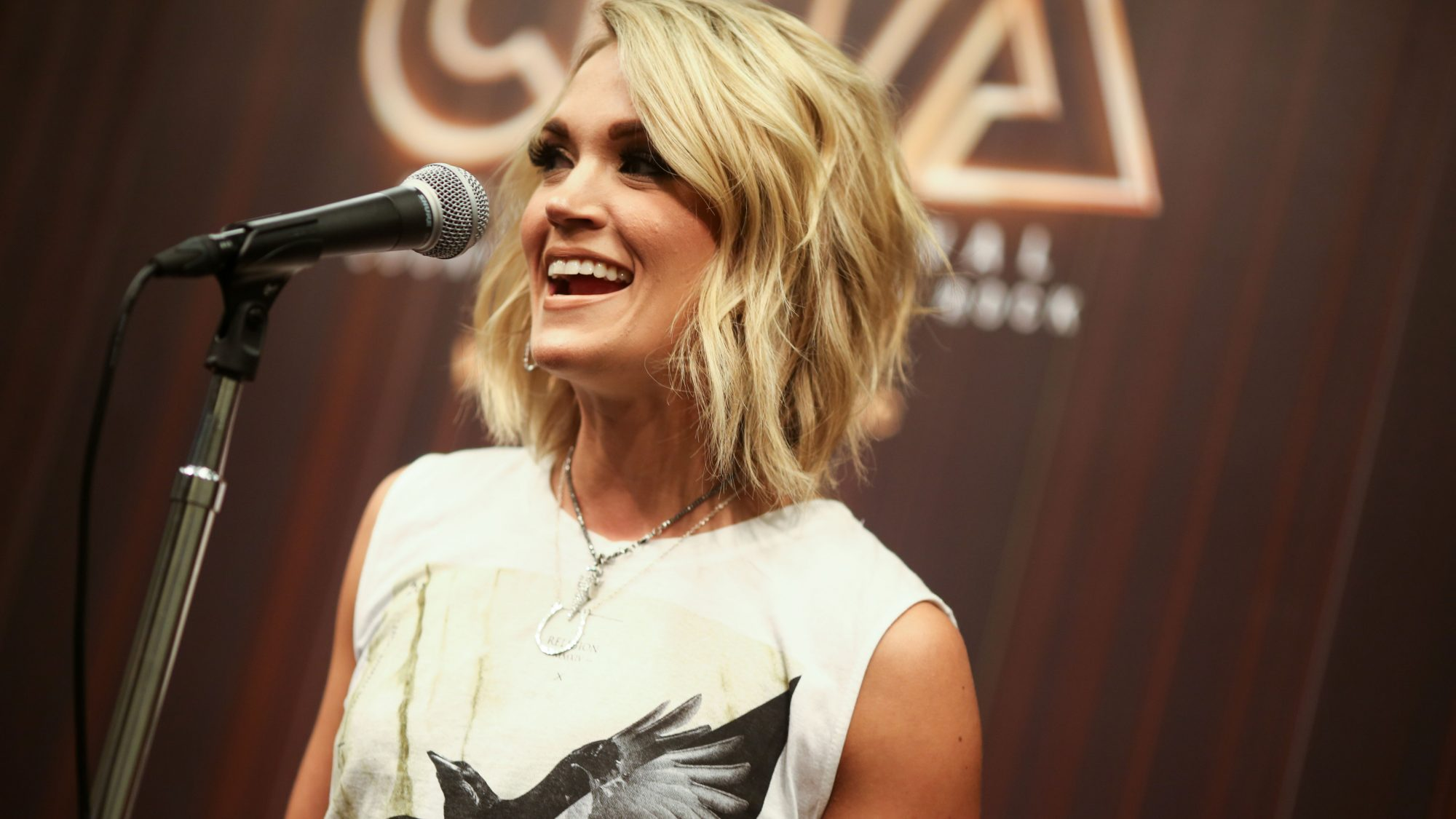 Getty Carrie Underwood CMA