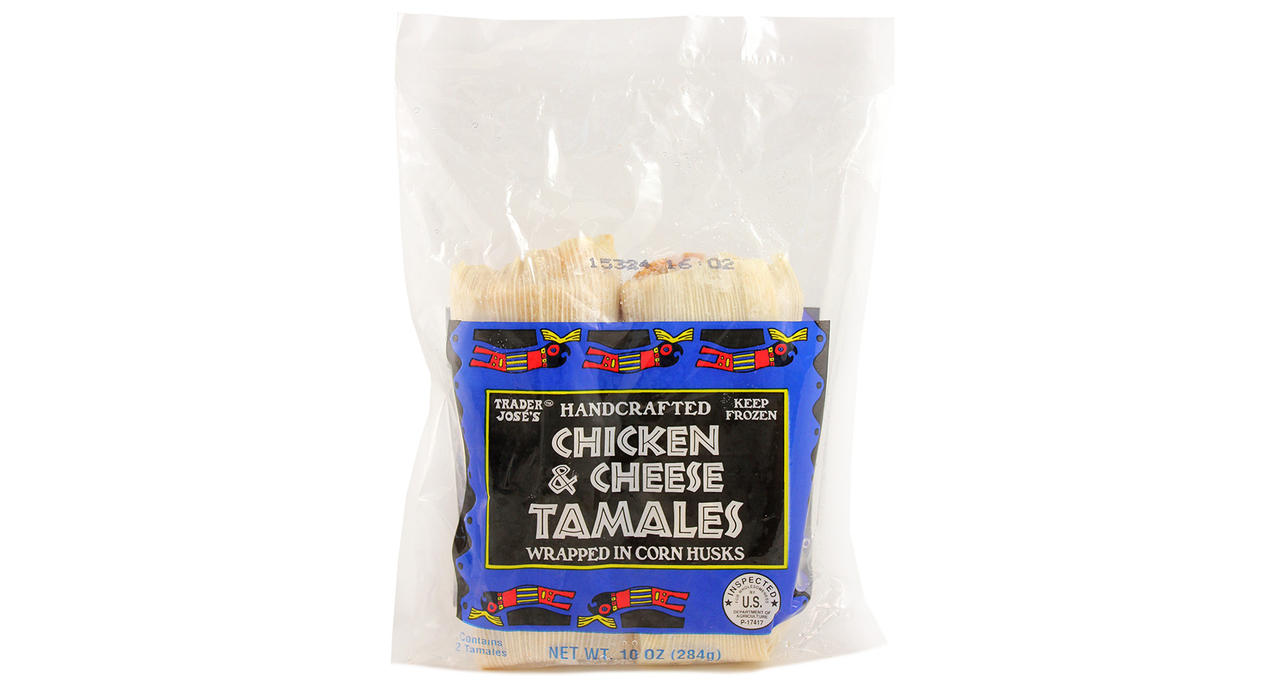 Chicken and Cheese Tamales