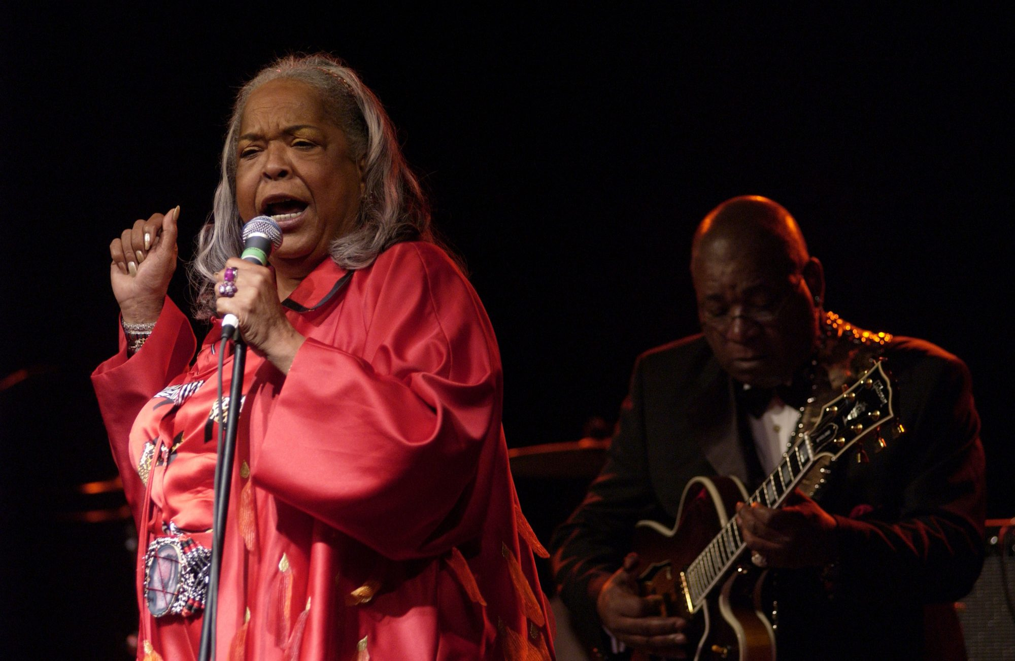 B.B. King's 80th Birthday Celebration and Museum Fundraiser