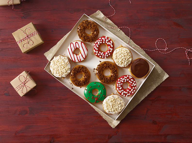 Dunkin' Donuts Holiday