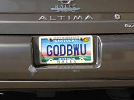 "Kentucky: ""God Be With You"""