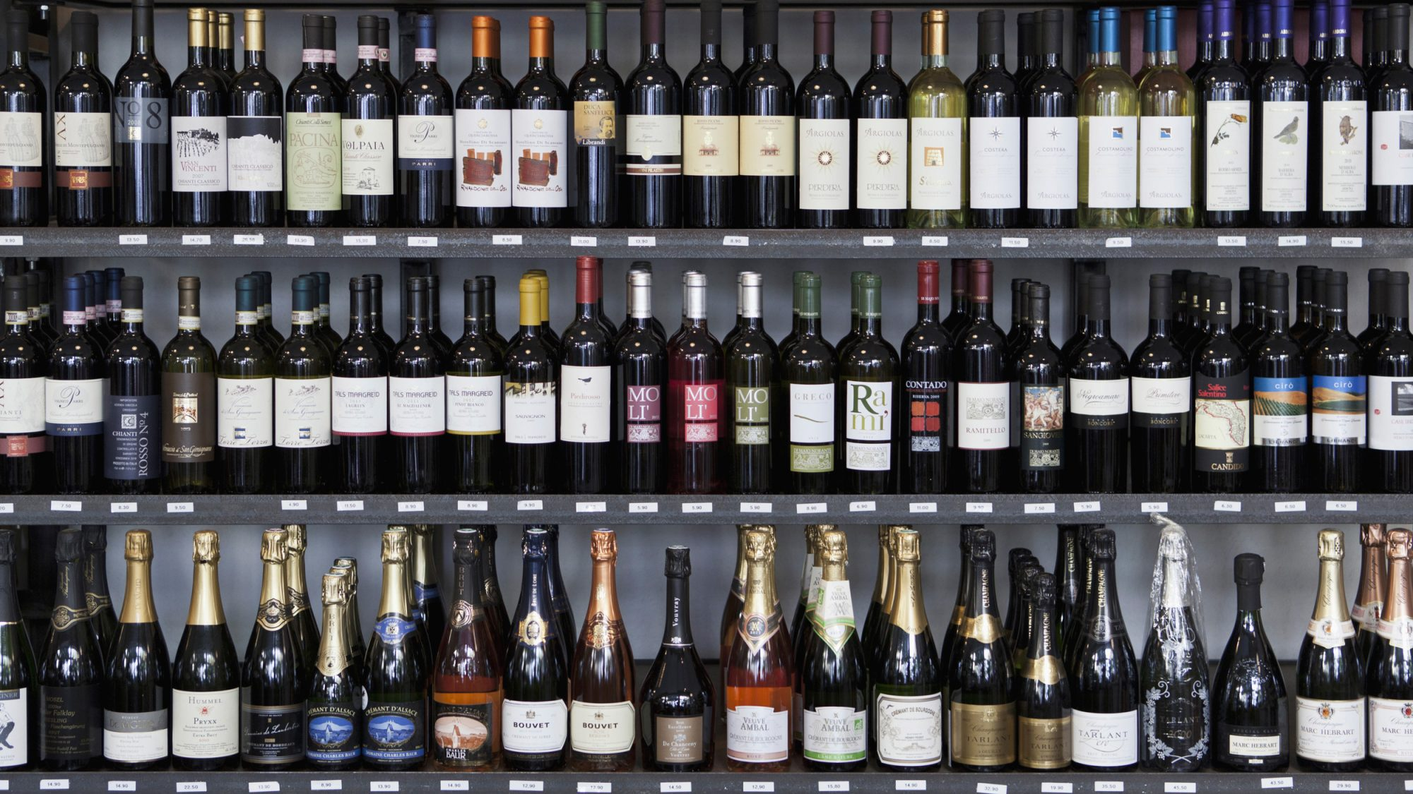 Why You Should Never Buy Wine on a Weekend