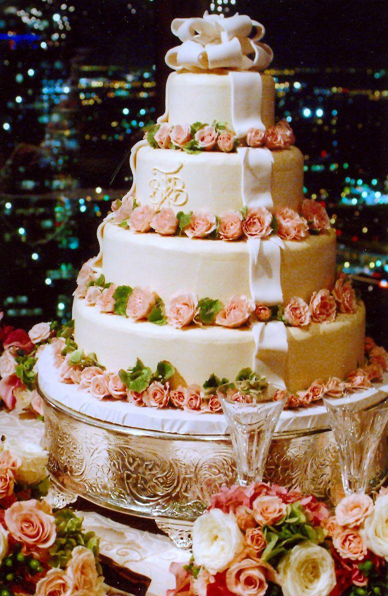 Panini Bakery & Cakes Wedding Cake