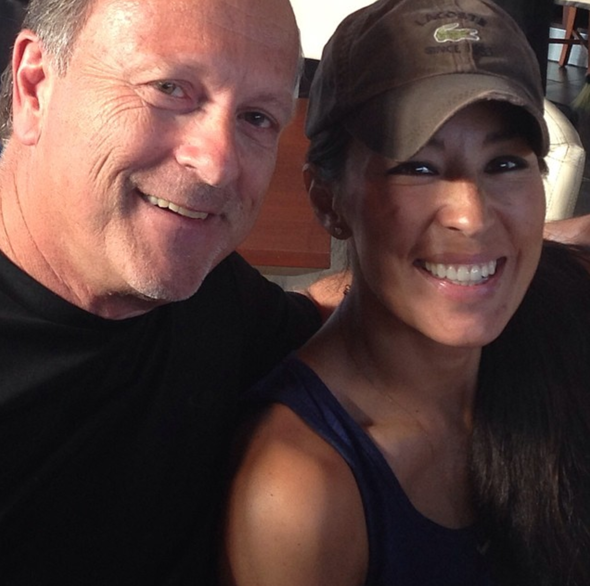 Joanna Gaines Recounts Losing a Bible from Her Dad, and How It Found Her Again Years Later