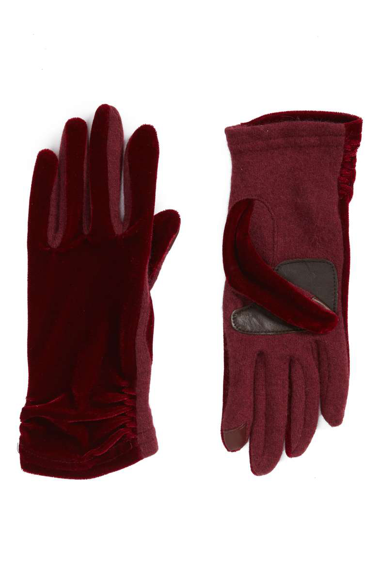 Echo Classic Velvet Tech Gloves
