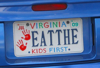 "Virginia: ""Eat the Kids First"""
