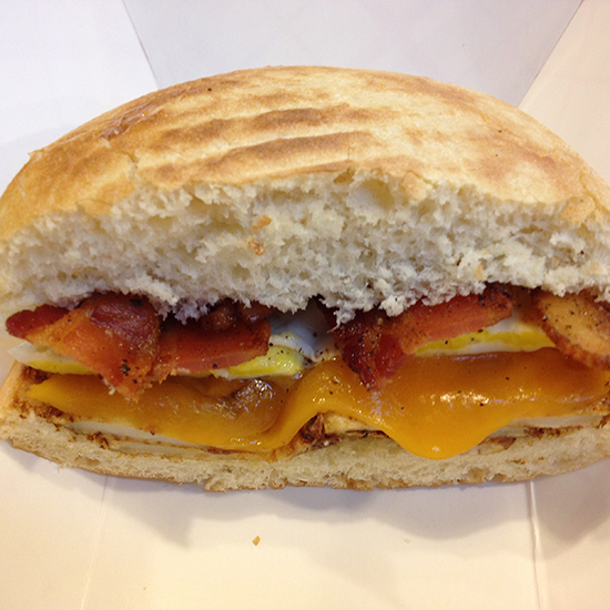Best Breakfast Sandwiches in the U.S.: Eastern Market/The Market Lunch; Washington, DC