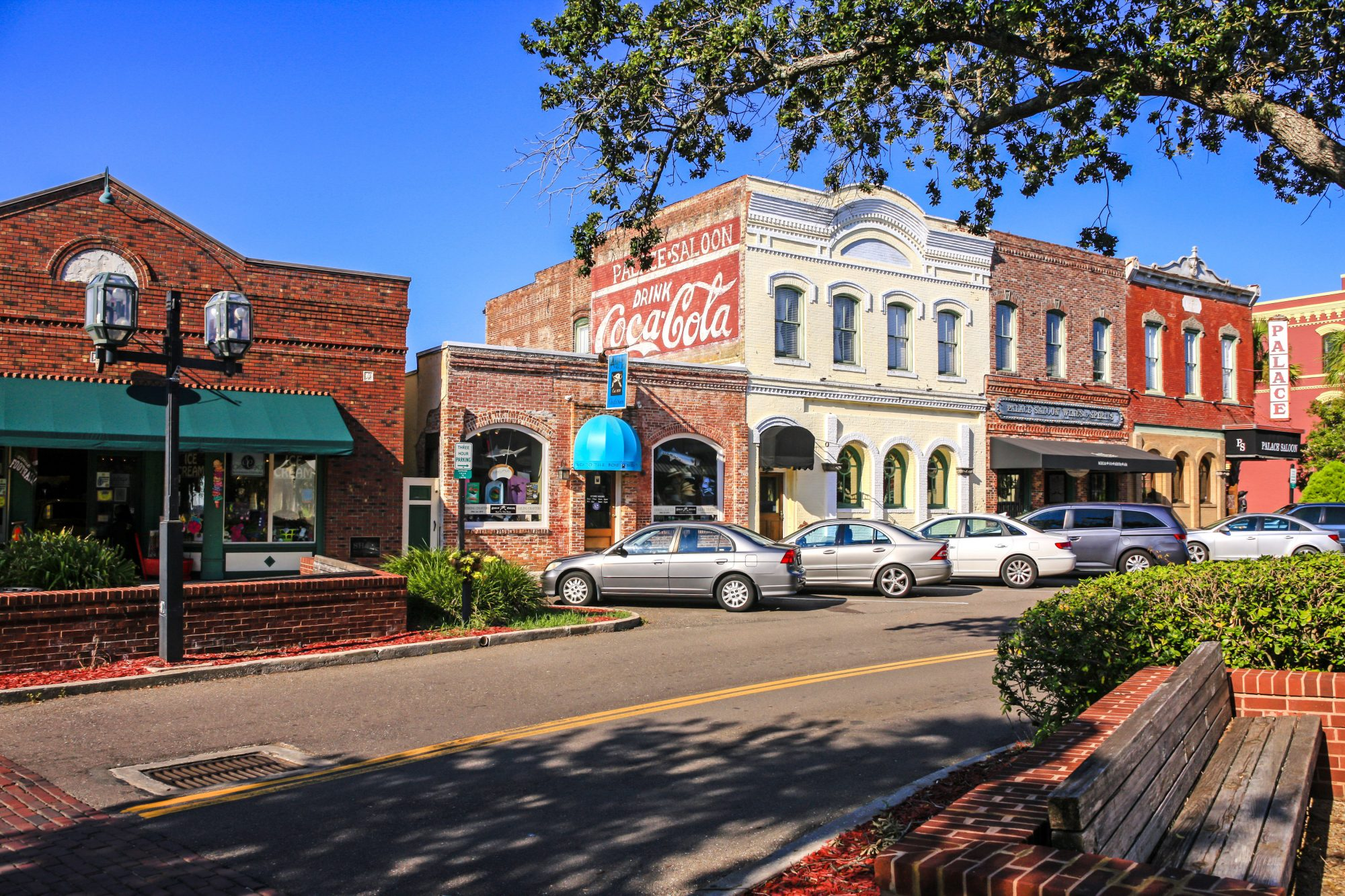 Historic Downtown Fernandina Beach, Amelia Island