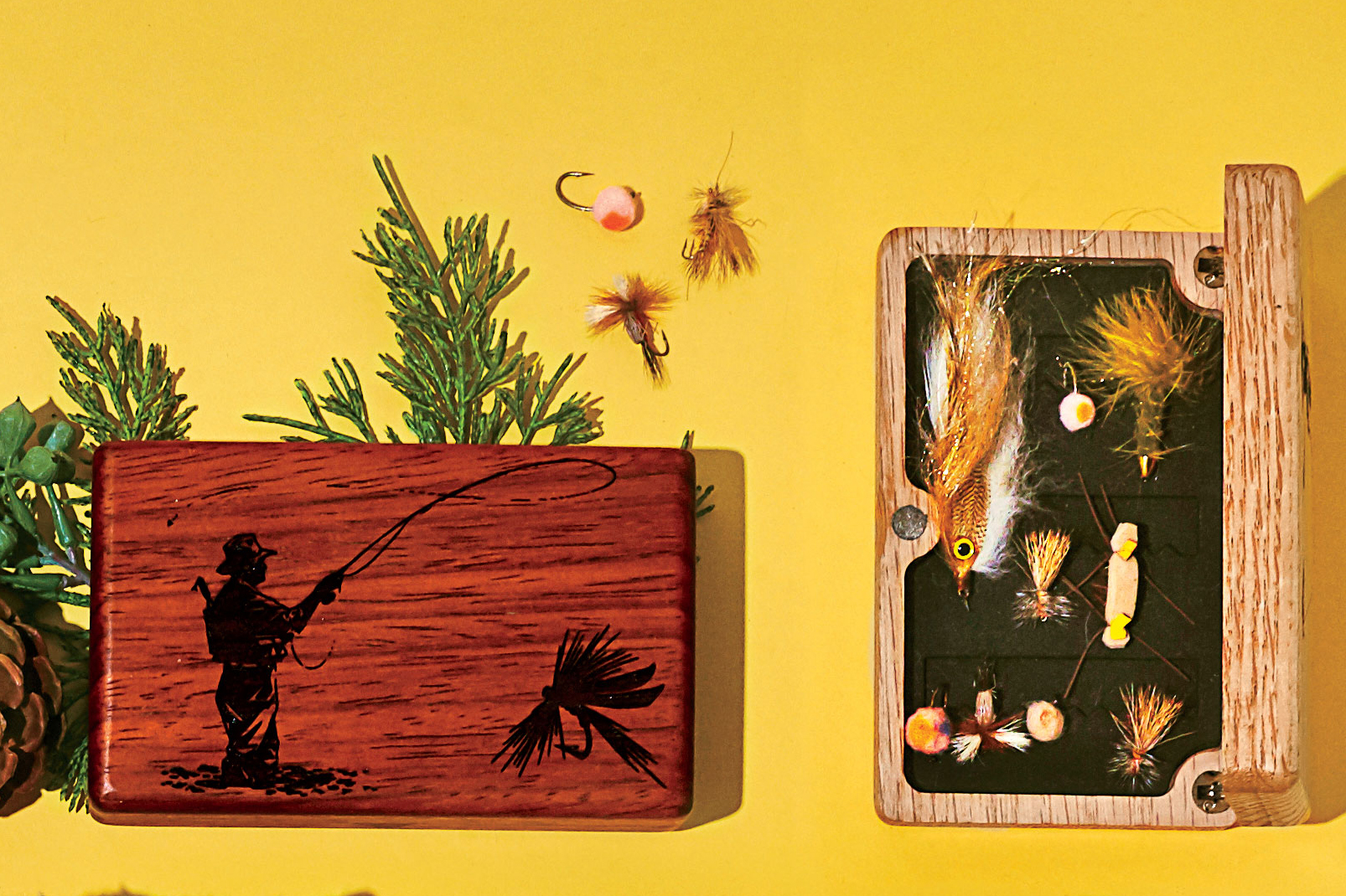 Cold Creek Creations Co. Fly Box