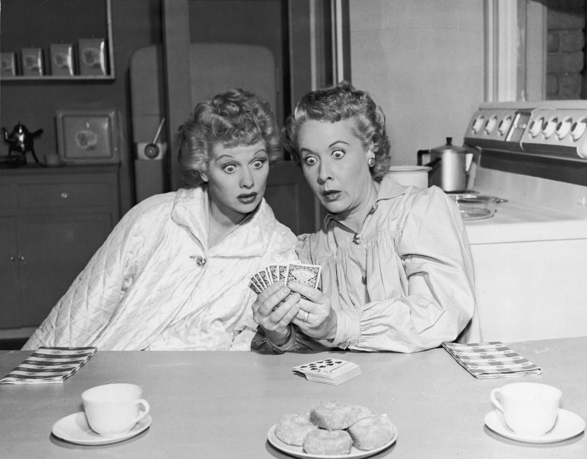 Lucy and Ethel I Love Lucy