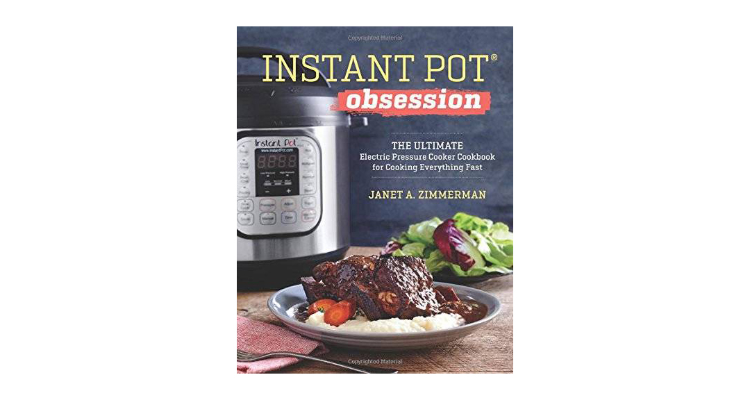 Instantpot Obsession Cookbook