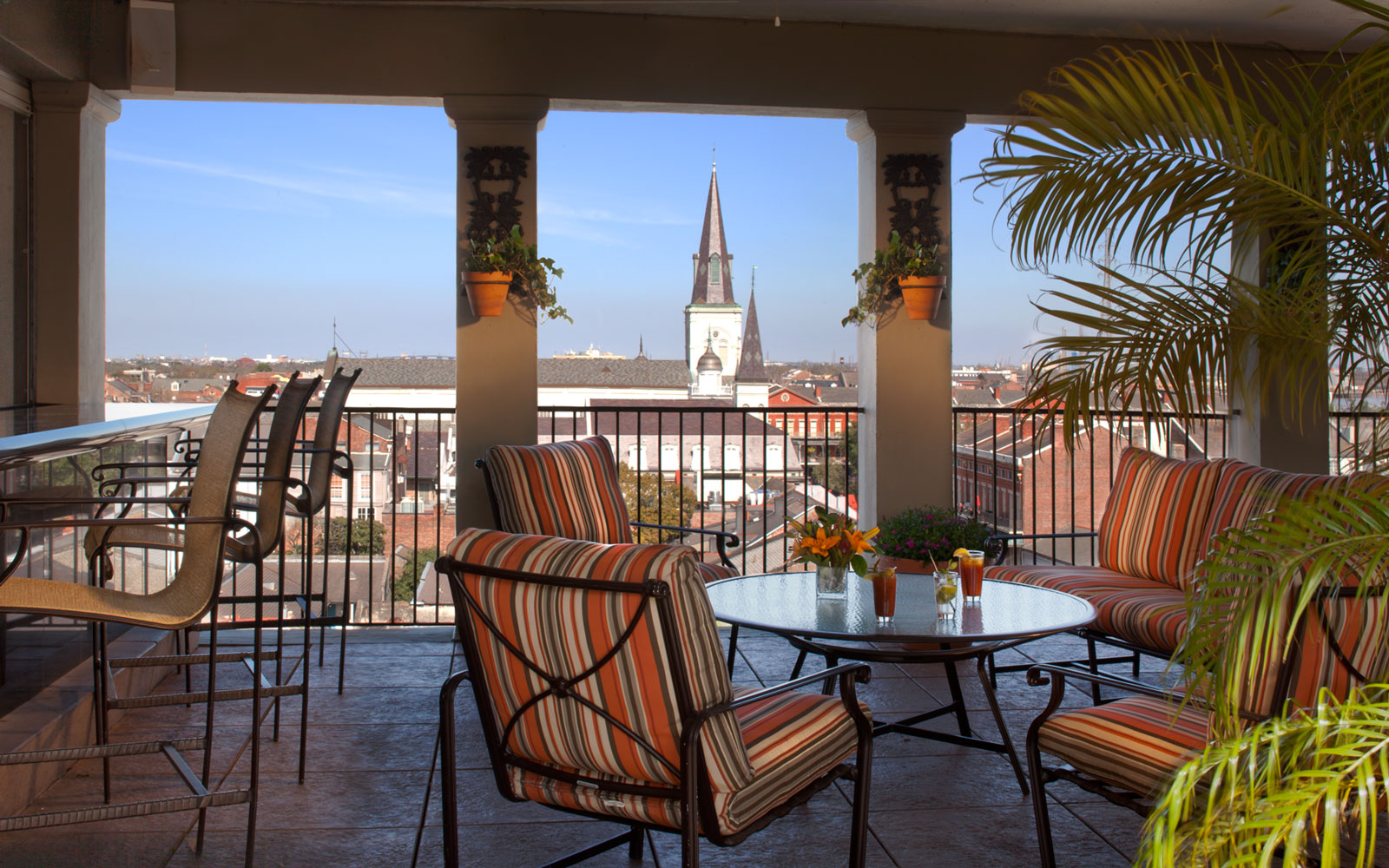 Louisiana from Omni Royal Orleans