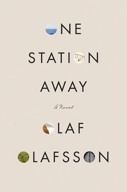 One Station Away by Olaf Olafsson