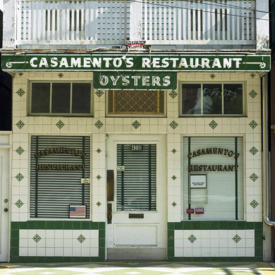 America's Best Oyster Bars: Casamento's; New Orleans