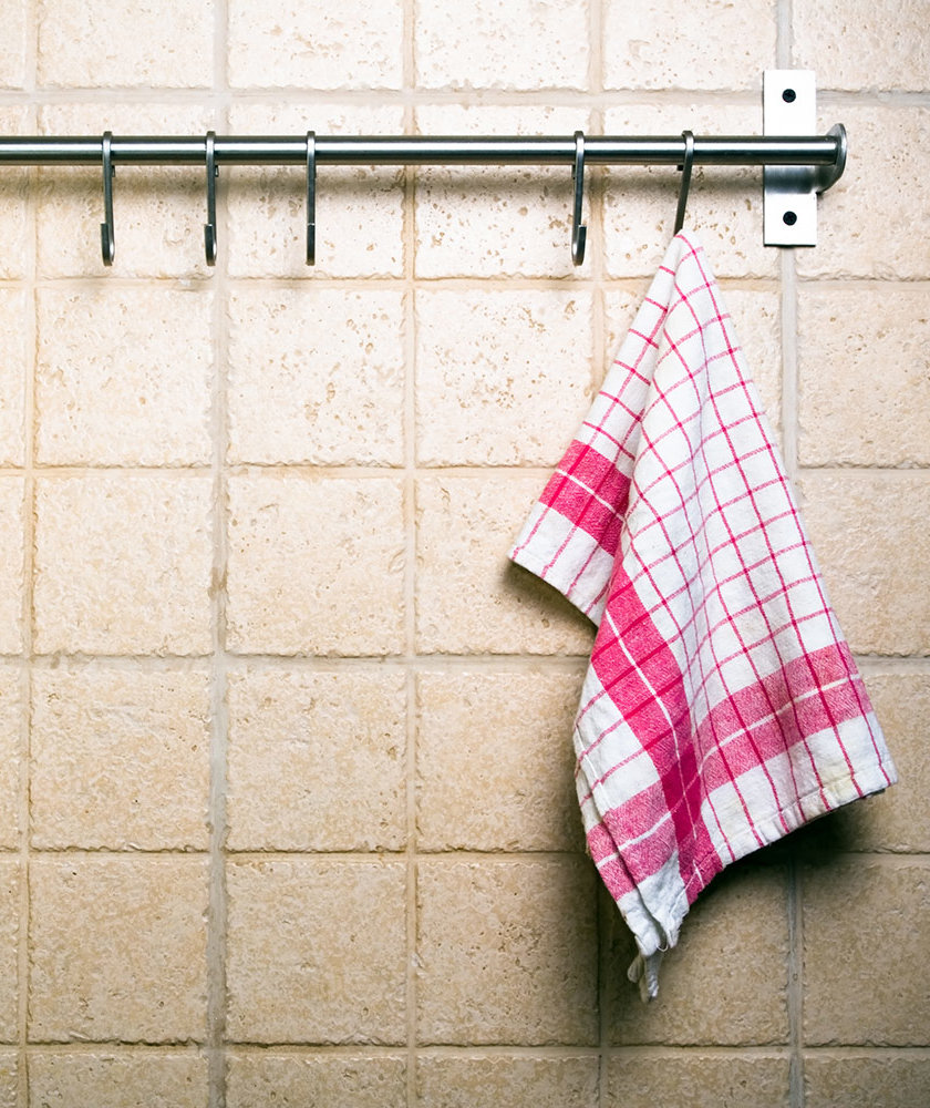 Your Dishtowel Is the Dirtiest Thing in Your Kitchen