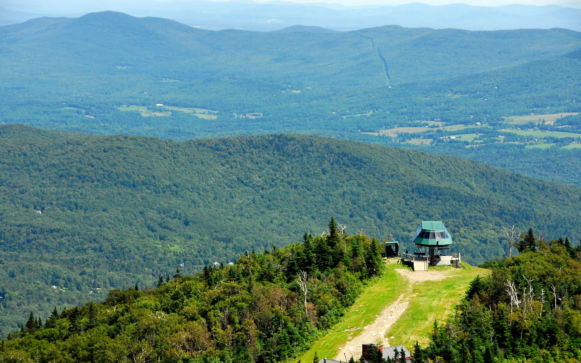 Vermont from Lincoln Peak