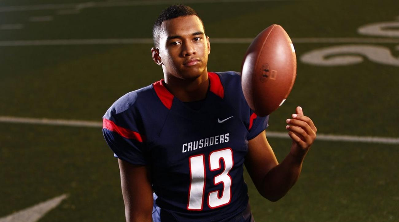 The islands' next great QB: Tua Tagovailoa, and the story of the man who inspired him to soar