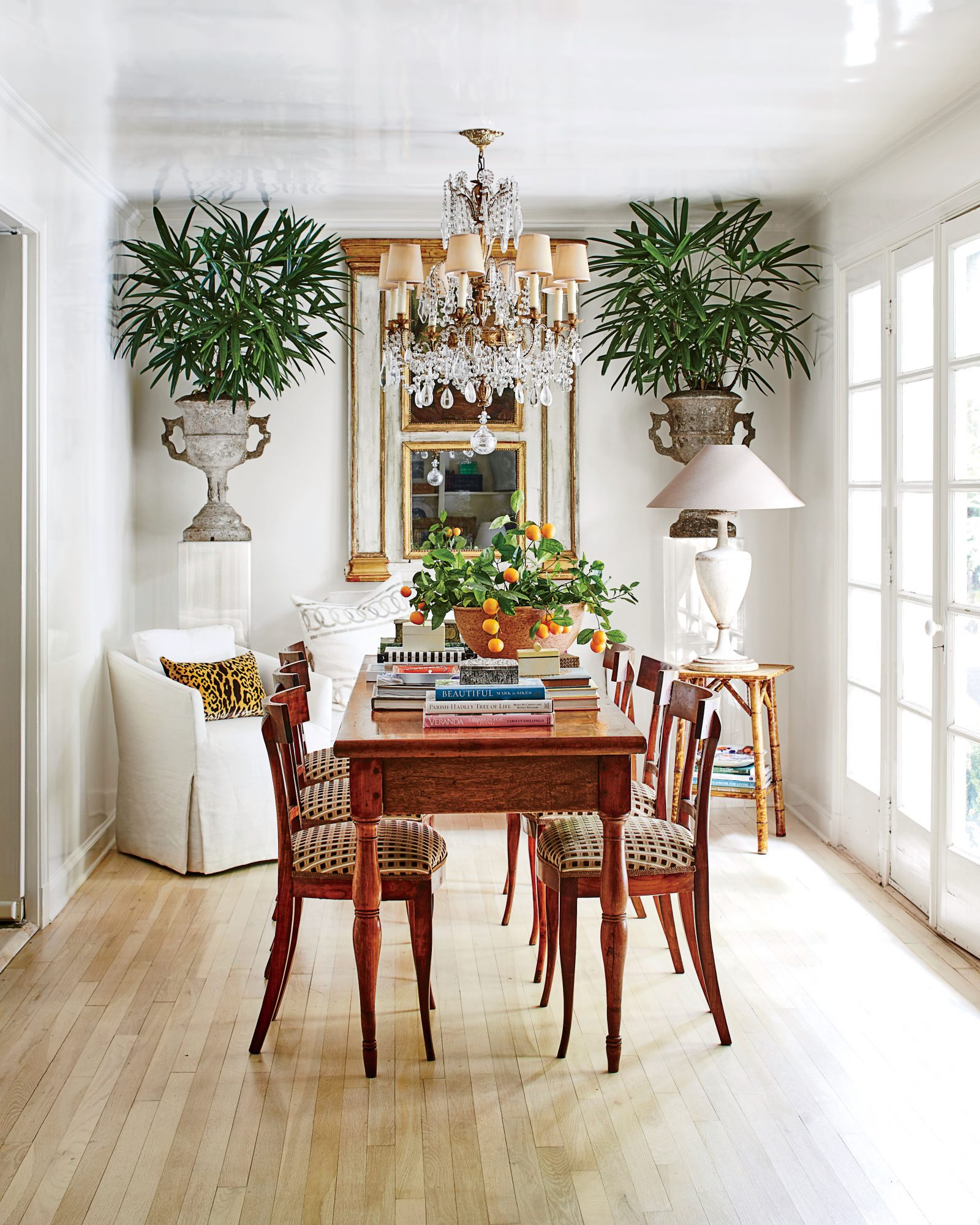 Shaun Smith New Orleans Ranch Dining Room