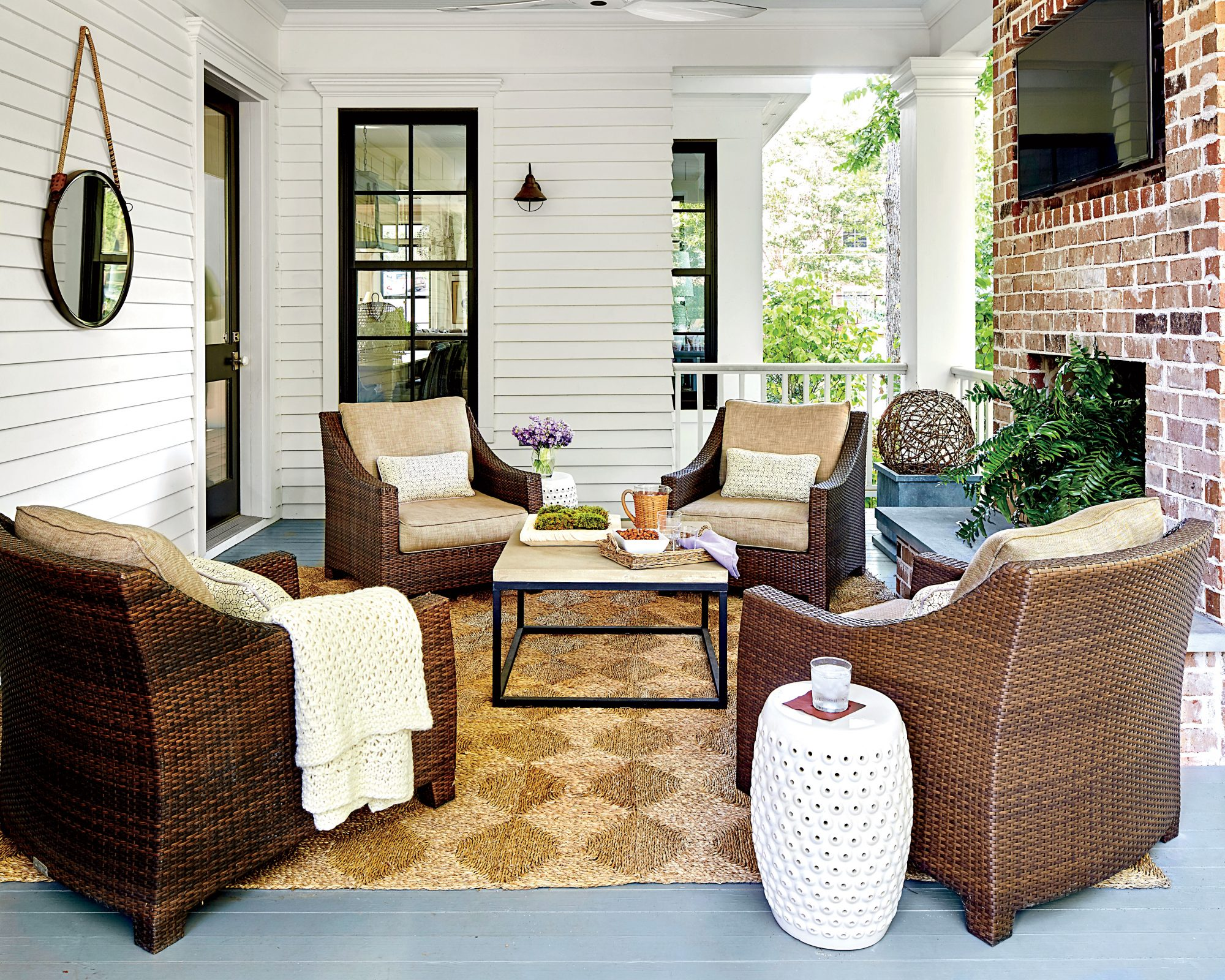 Create an Outdoor Hangout