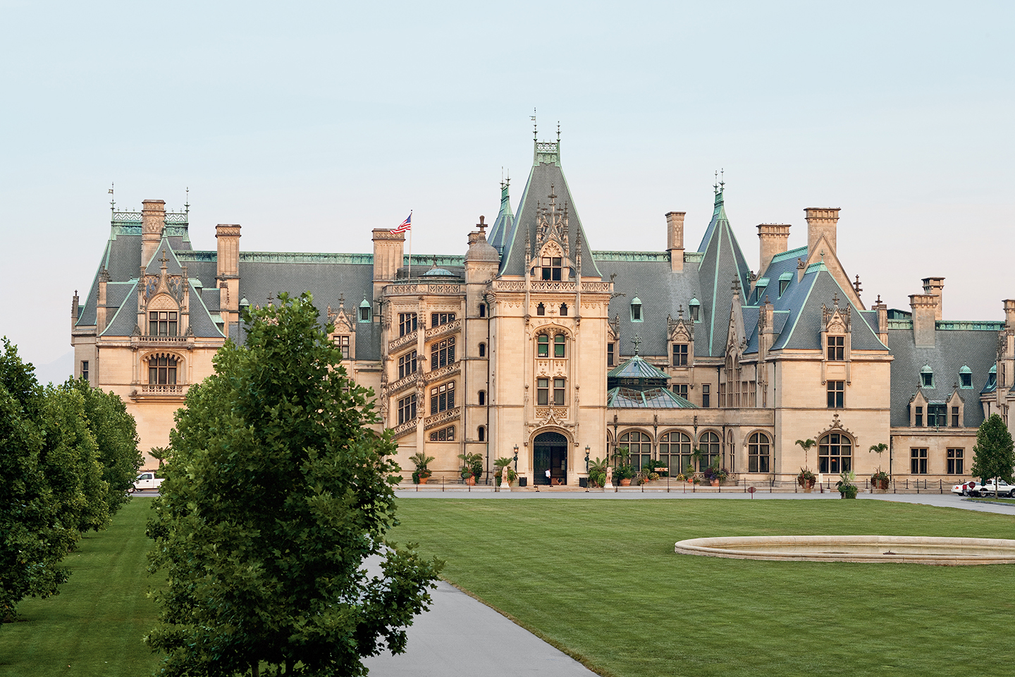 5. Tour the Biltmore Estate in North Carolina