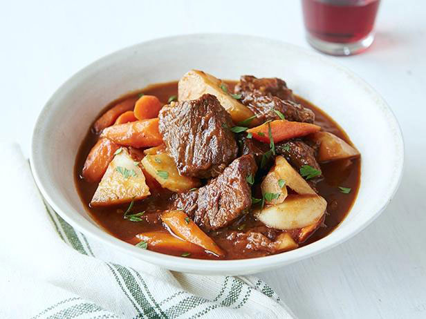 Beef Stew with Root Vegetables