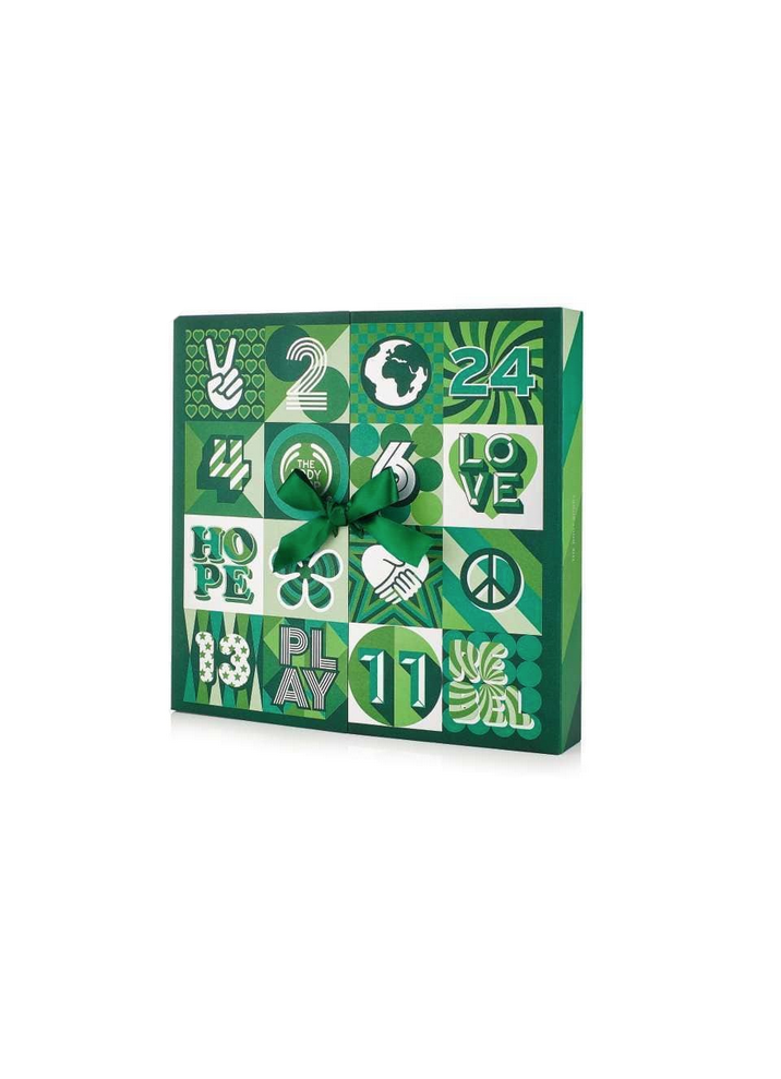 The Body Shop 25 Days of Game Changing Advent-ures Advent Calendar