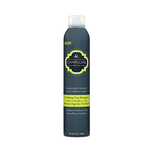 Hask Charcoal Purifying Dry Shampoo