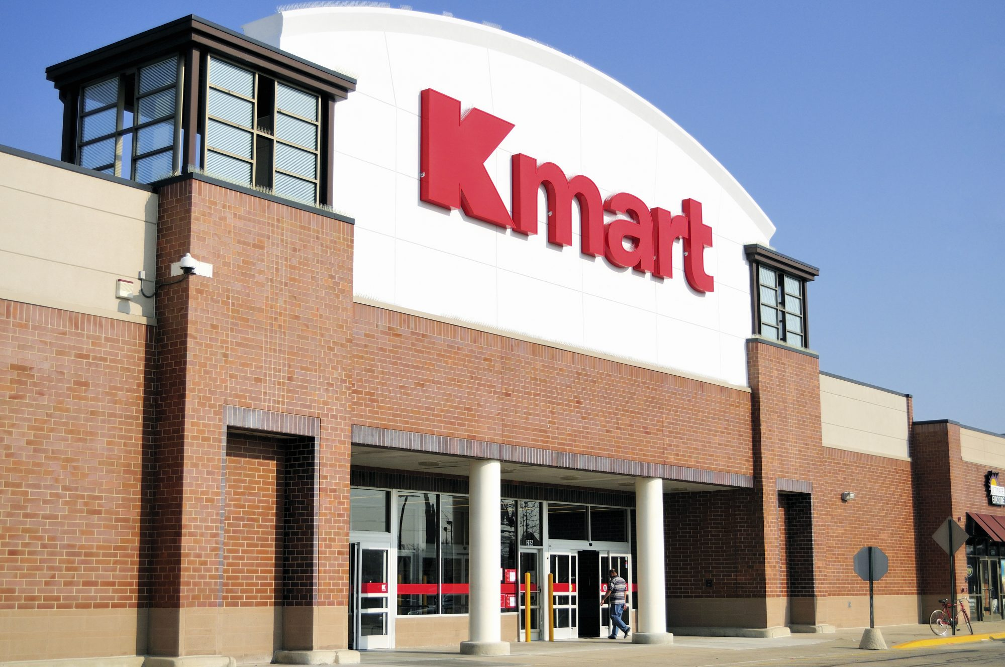 Kmart Store Sign