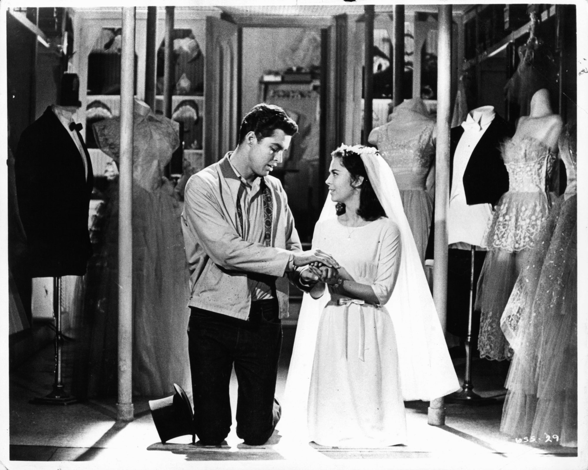 West Side Story Wedding Dress