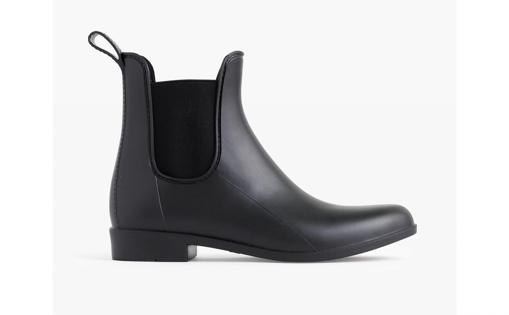 JCrew Short Black Boot 2018 Sale