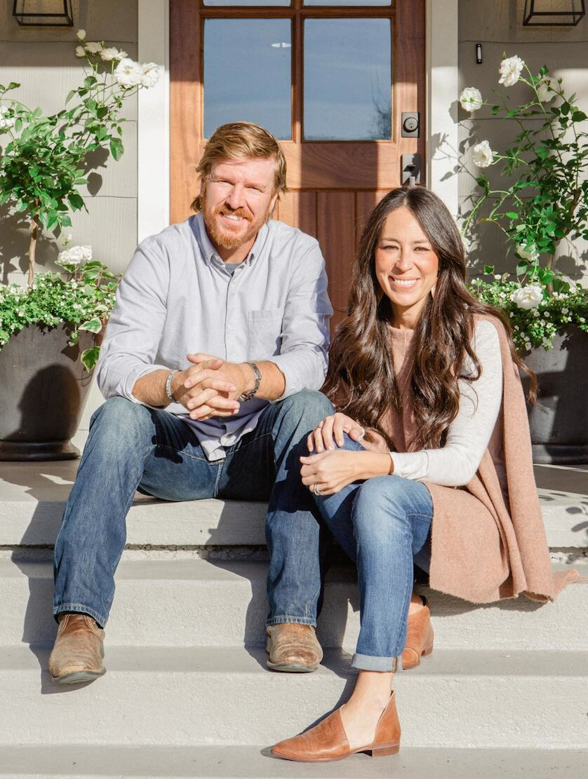 Joanna Gaines Pregnant Instagram Photos Southern Living