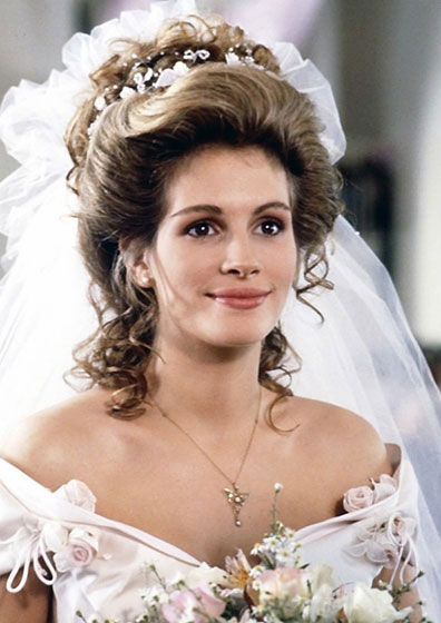 Julia Roberts in Steel Magnolias