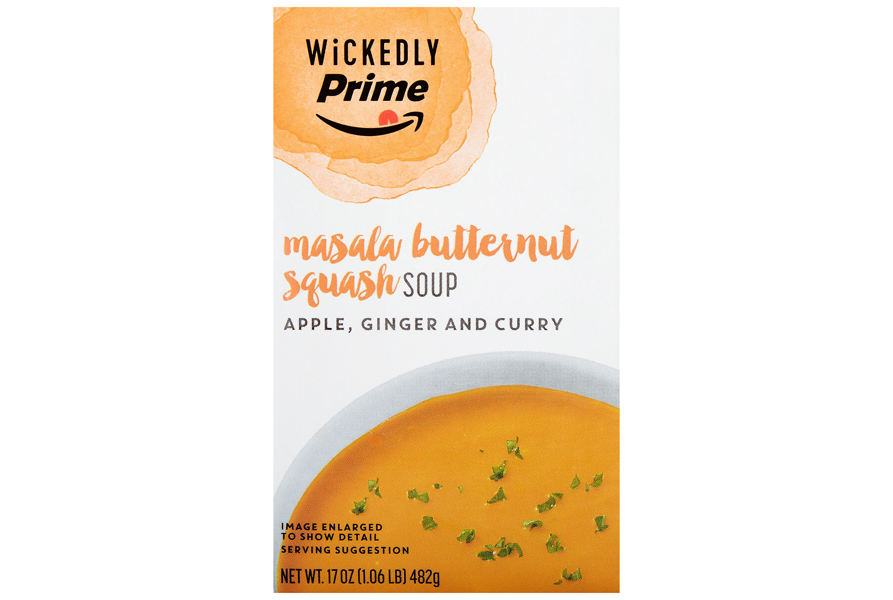 Wickedly Prime Masala Butternut Squash Soup