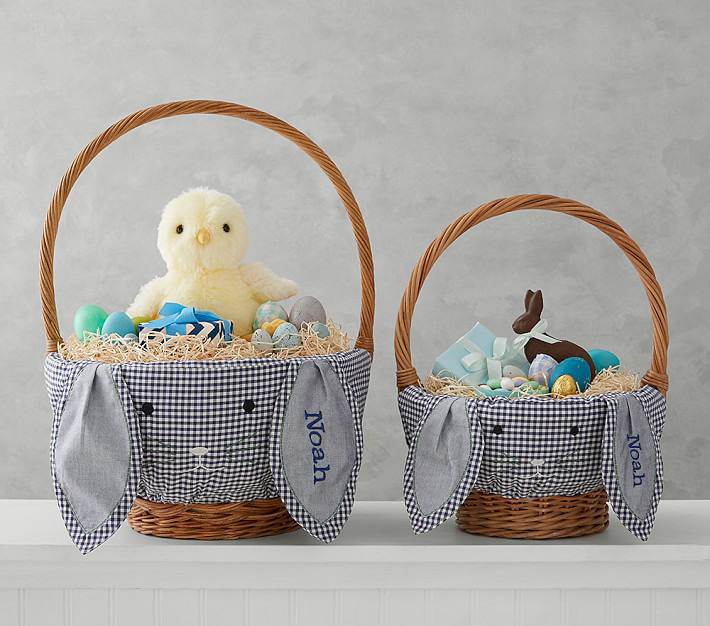 Customizable Easter baskets
