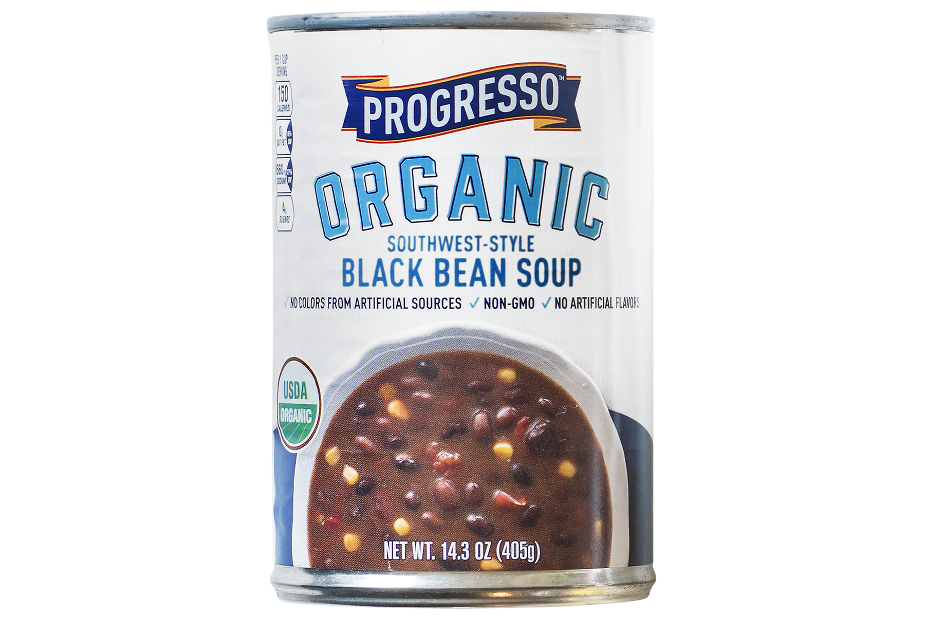 Progresso Organic Southwest-Style Black Bean Soup