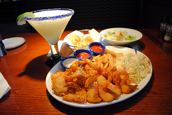 This Is the Unhealthiest Meal You Can Eat at an American Chain Restaurant