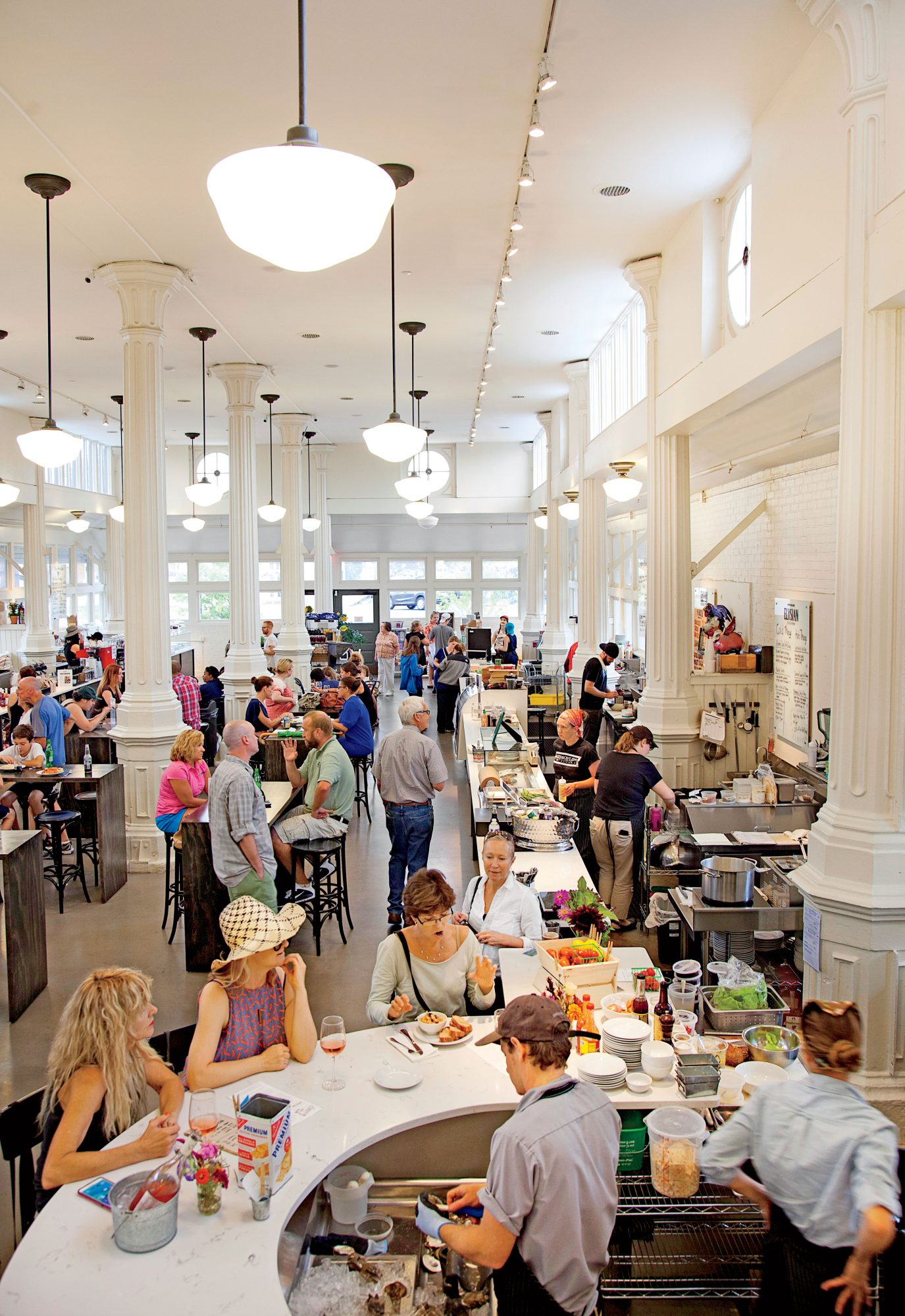 St. Roch Market Food Hall in New Orleans