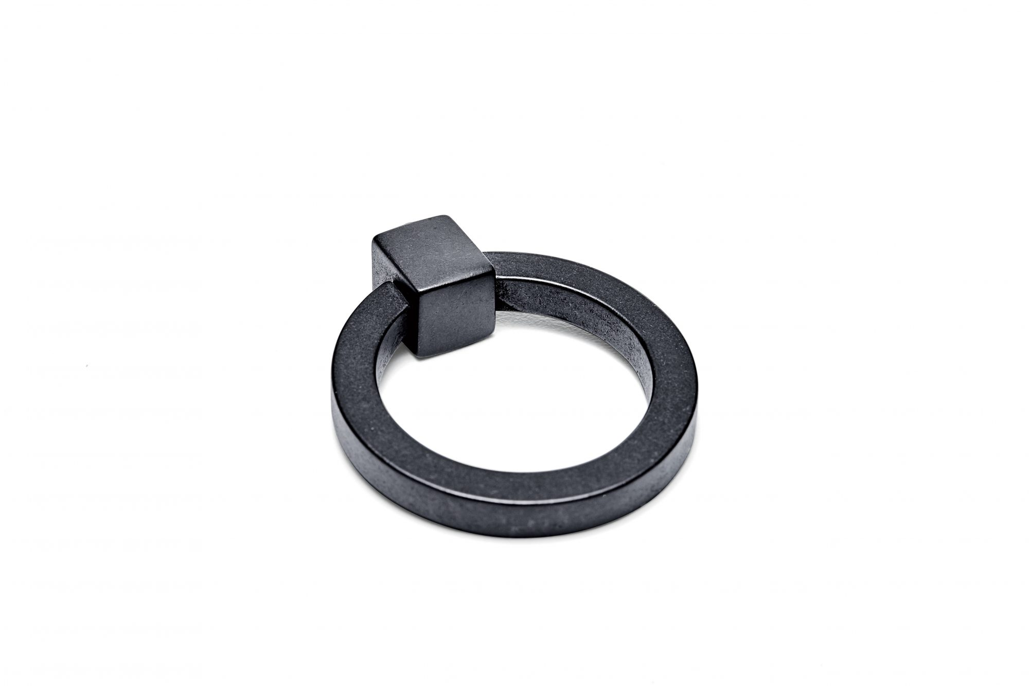Kohler Jacquard Ring Pull in Black