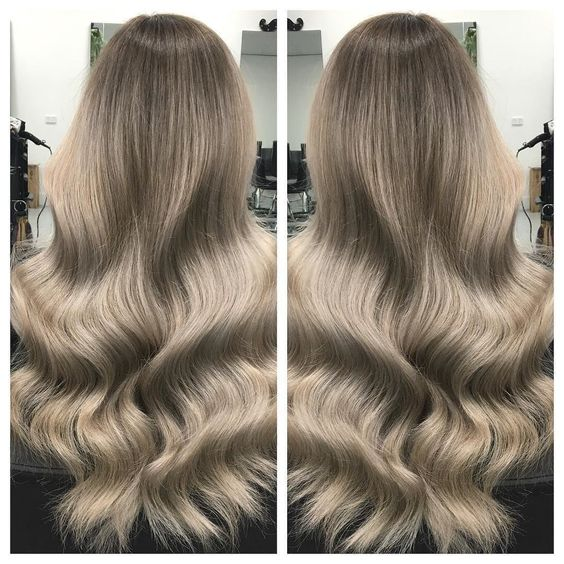 Barely There Ash Blonde
