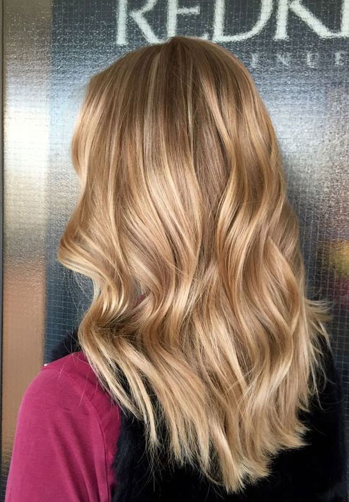 Butterscotch Blonde