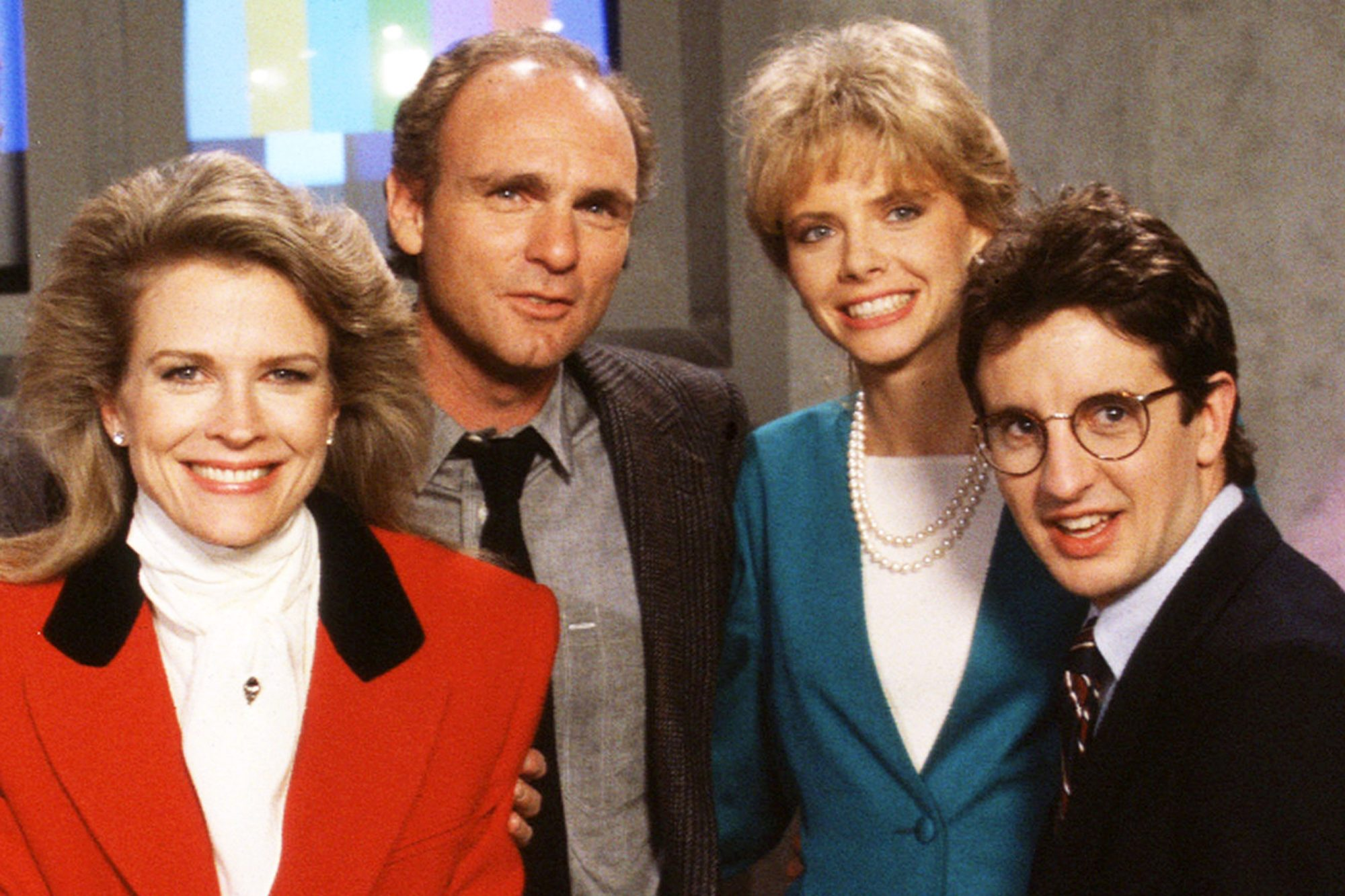 'Murphy Brown' revival brings back Corky, Frank, and Miles
