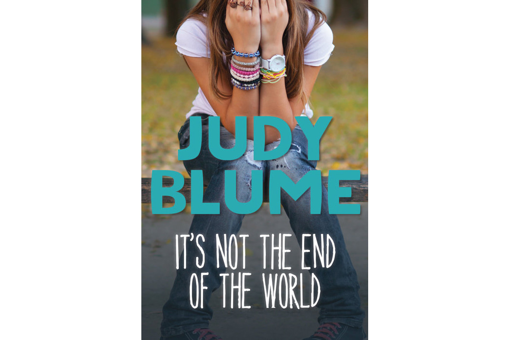 It's Not the End of the World, by Judy Blume